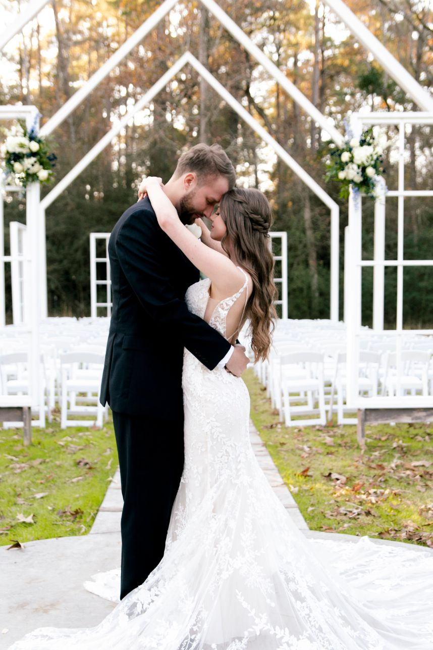 Go Behind the Lens with Houston Wedding Photograher:  Meeker Pictures