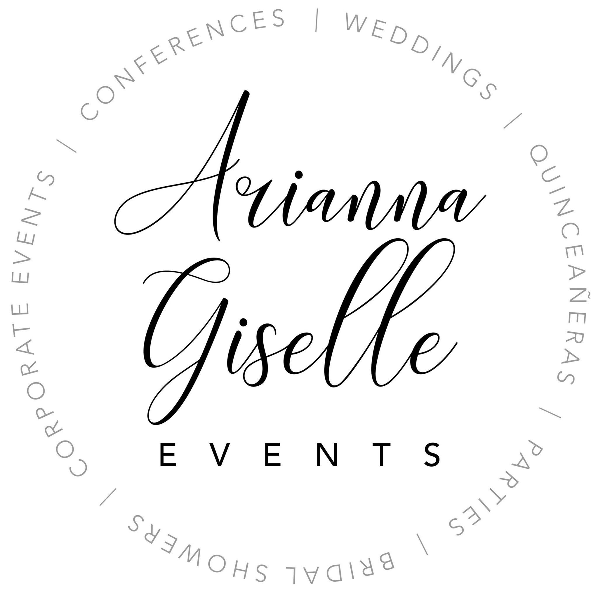 Arianna Giselle Events - Houston Wedding Planner