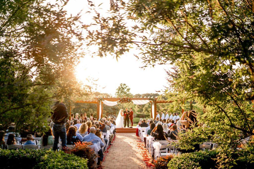 Tuscan Courtyard - Houston Wedding Venues