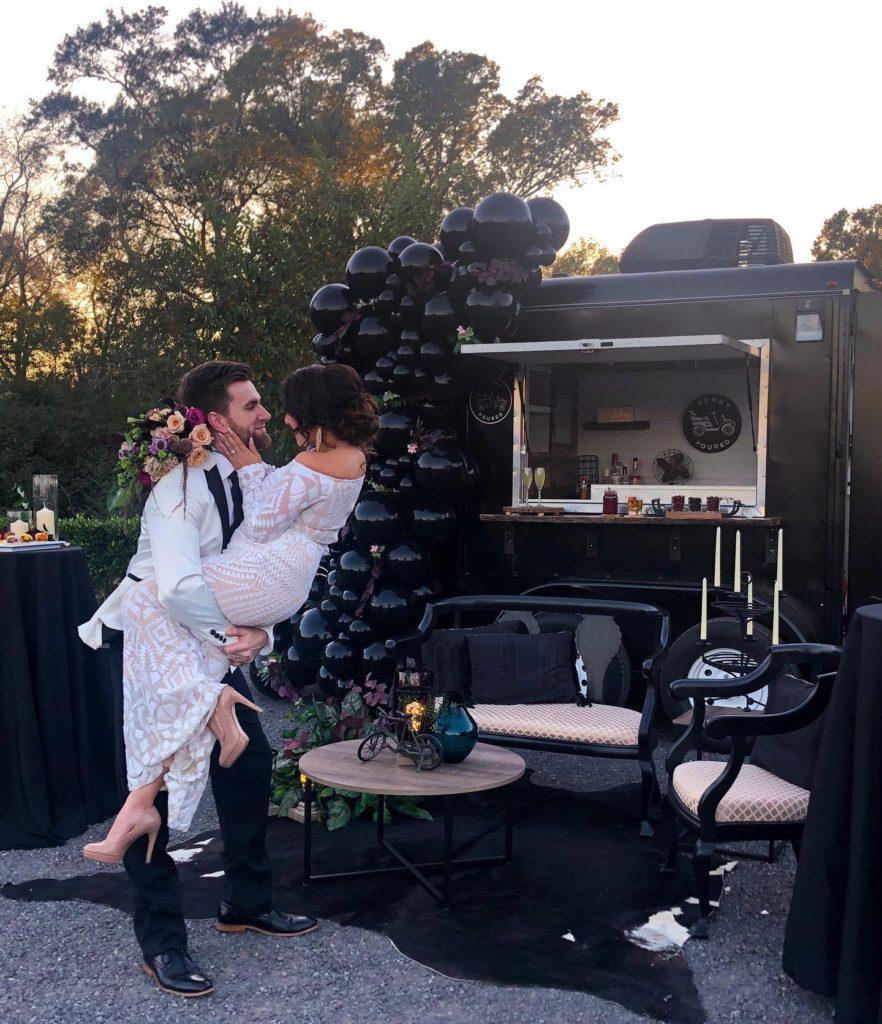 Henry Poured Mobile Bar - Houston Wedding Catering & Bartending
