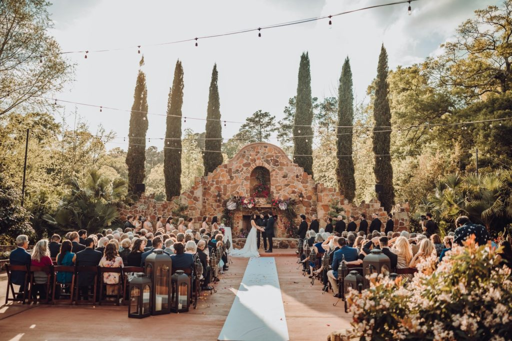 Madera Estates - Houston Wedding Venues