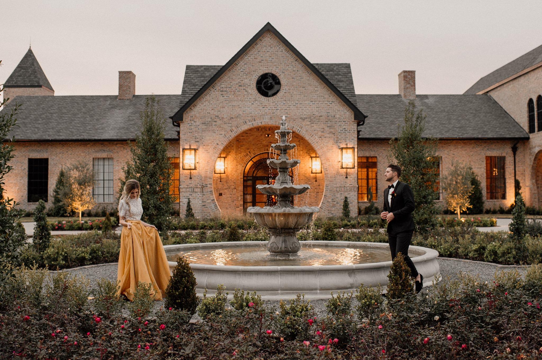 The Milestone Iron Manor   Montgomery - Houston Venues, Venues