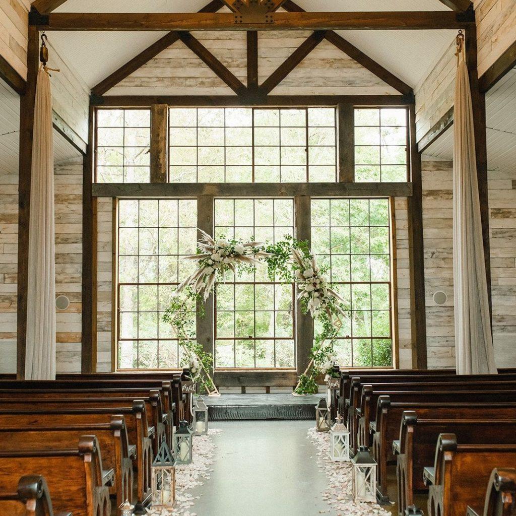 Big Sky Barn - Houston Wedding Venues