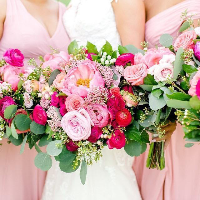 Monica's Brides & Touch of Glitz Flowers - Houston Wedding Floral